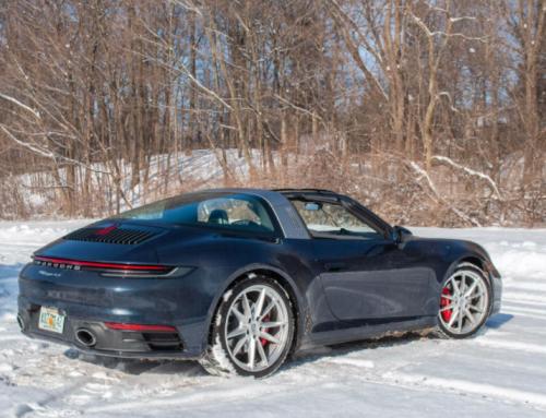 2021 Porsche 911 Targa 4S review: Year-round open-air performer