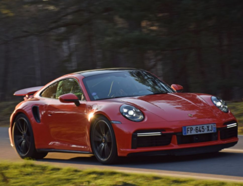 Porsche 911 Turbo S: la supercar pour tous les jours