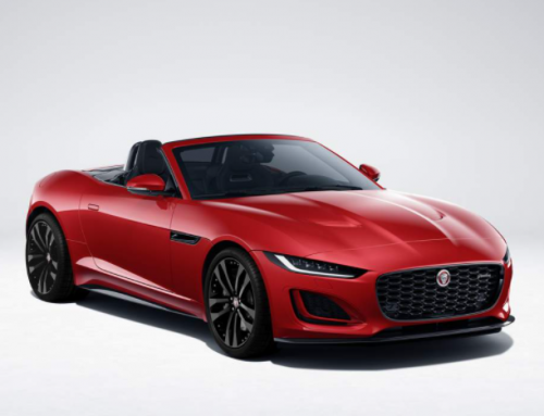 Jaguar F-Type R-Dynamic Black debuts in Europe with fancy visual upgrades