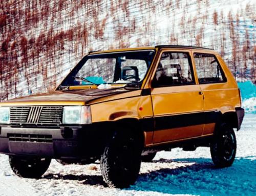 Fiat Panda 4×4 Icon-e: ¿motor de gasolina?… No, ya no lleva