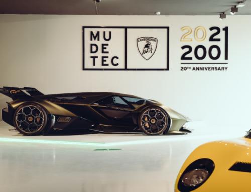 El museo Lamborghini reabre para celebrar los 50 años del Countach