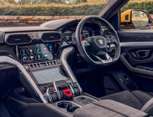 Here Are The Most Impressive Features Found In The New Lamborghini Urus SUV