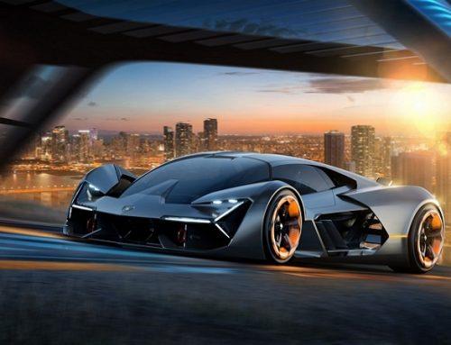 Lamborghini lancera sa première supercar entièrement électrique après 2025