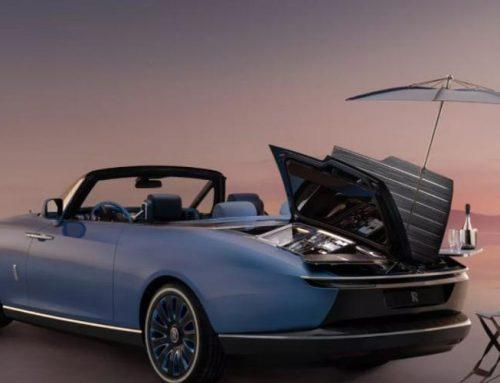 Au pinacle du luxe, la nouvelle Rolls-Royce Boat Tail devient la voiture la plus chère au monde